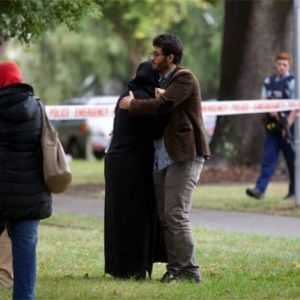 Sajda speaks out in the wake of the New Zealand terrorist attack