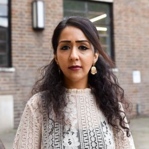Sajda Mughal highlights role of BAME NHS staff during pandemic